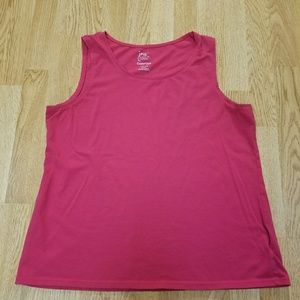 """Woman's """"JMS"""" Just My Size Essentials Tank Top"""